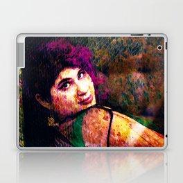 Megan Laptop & iPad Skin