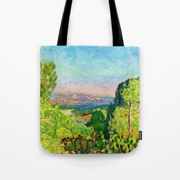 The Pine Forest - Digital Remastered Edition Tote Bag