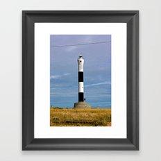 Lighthouse Framed Art Print