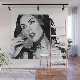 Kat Von D Wall Mural