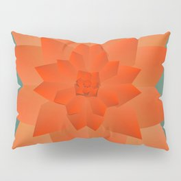 Origami Forest Birds  Pillow Sham