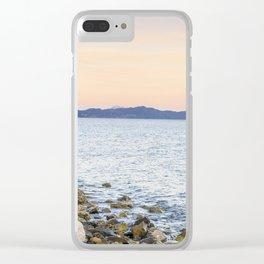 Sucuraj 1.8 Clear iPhone Case