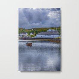 Talisker  Isle of skye Metal Print
