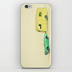 Summer Holiday iPhone Skin