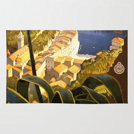 La Riviera italienne, Portofino près de S.Margherita et Rapallo Rug