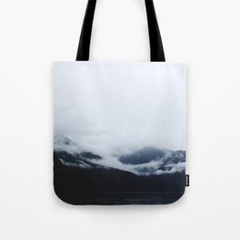 WEST COAST BLUES Tote Bag