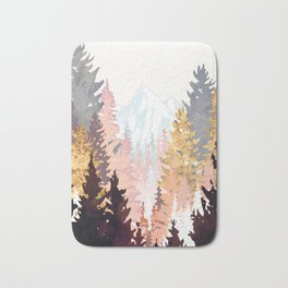 Wine Forest Bath Mat