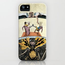 The Torrid Zone. Or, Blessings of Jamaica iPhone Case