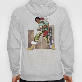 The Fourth Wall Hoody
