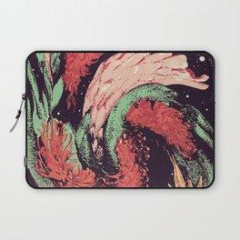 Warped Australian Wildflowers Laptop Sleeve