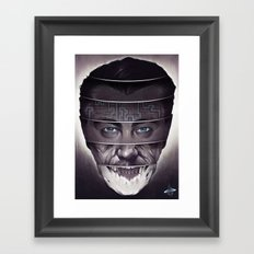 Lost Totem Framed Art Print