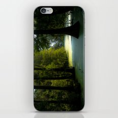 Swamp land iPhone & iPod Skin