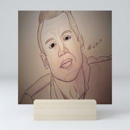Macklemore by Double R Mini Art Print