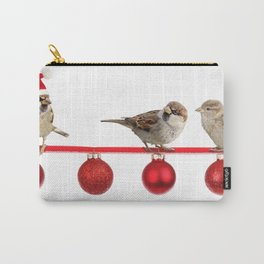 Christmas #society6 #decor #buyart Carry-All Pouch