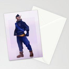 Winter Skin Stationery Cards