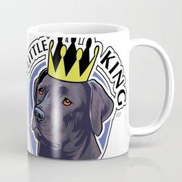 Labrador black king Coffee Mug