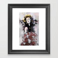 Eve v1 Framed Art Print