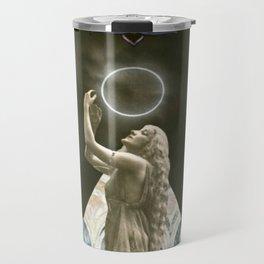 Aquarius Solar Eclipse Travel Mug