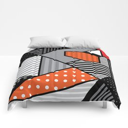 zebra finches Comforters