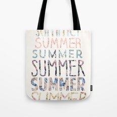 Summer, Summer, Summer.  Tote Bag