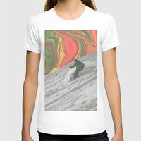 rasta T-shirts featuring Rasta Corner by Cale potts Art