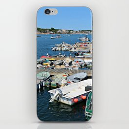 Provincetown Runabouts iPhone Skin