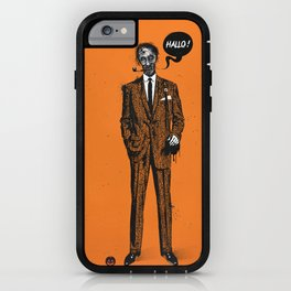 HALLOWEEN ZOMBIES iPhone Case