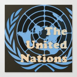 The United Nations Canvas Print