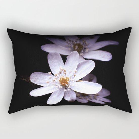 Magic White Rectangular Pillow
