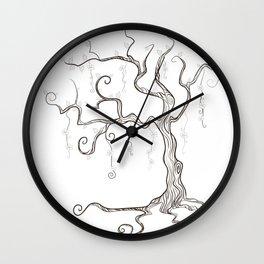 Mindless Tree Wall Clock