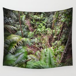 Rainforest Jungle Wall Tapestry