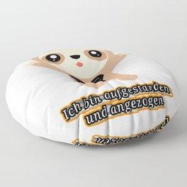 Sloth Floor Pillow