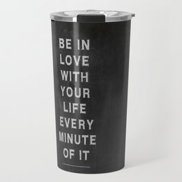 Jack Kerouac Quote no 2 Travel Mug
