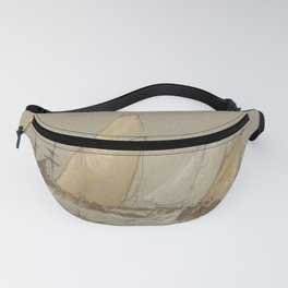 "J.M.W. Turner ""Shipping"" Fanny Pack"