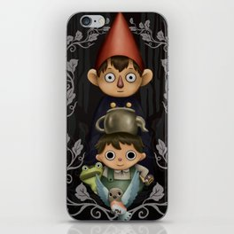 Over the Garden Wall. iPhone Skin