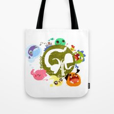 CARE - Love Our Earth Tote Bag