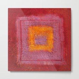 Vision Quest #spiritual #abstract #decor #society6 #texture Metal Print