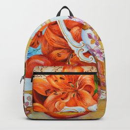 Lilies and Lace Backpack