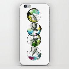 crawl iPhone & iPod Skin