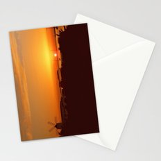 Ibiza Sunset. Stationery Cards