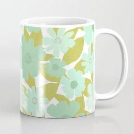 Mint Cosmos Coffee Mug