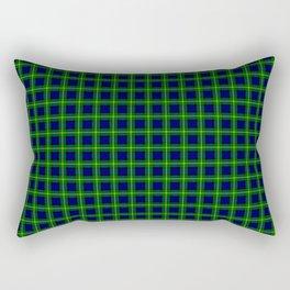 Gordon Tartan Plaid Rectangular Pillow