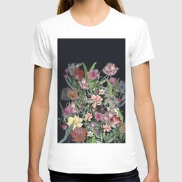 Painted Flowers T-shirt