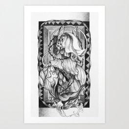 Vanus Art Print