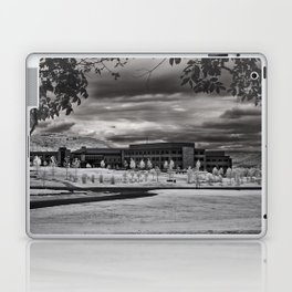 As the Clouds Roll in Laptop & iPad Skin