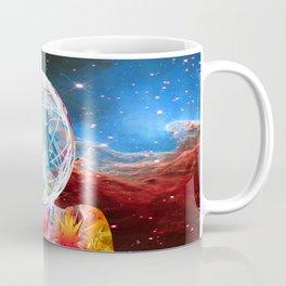 Star Robot Coffee Mug