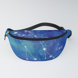 Constellation Gemini Fanny Pack