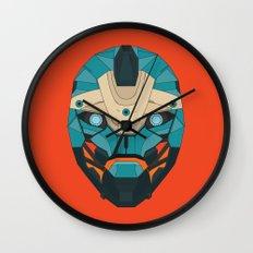 Cayde-6 Wall Clock