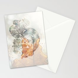 soft nature Stationery Cards