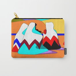 Women of the Dessert in Jewel Tones Carry-All Pouch